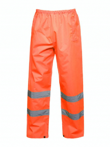 Uneek UC807 High Visibility Waterproof Over Trousers